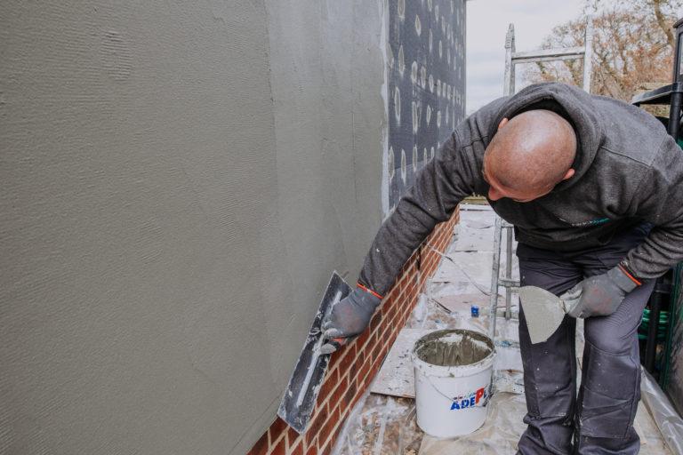 Black Box Park Home Refurbishments render