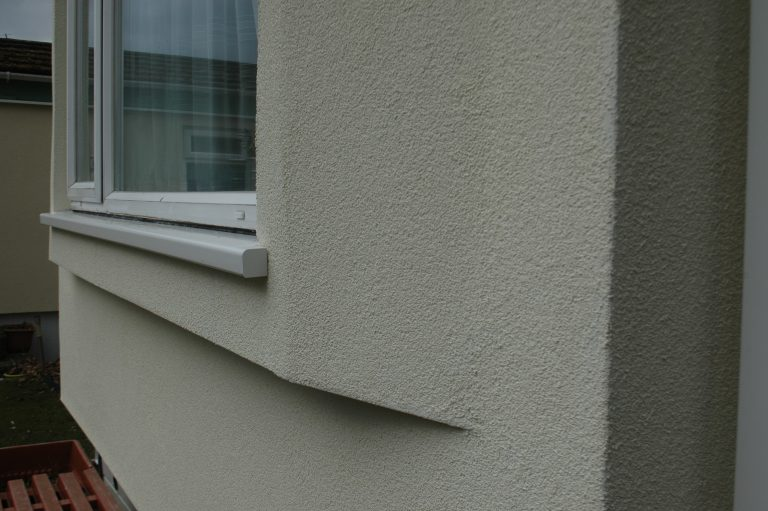 Park home External Wall Insulation