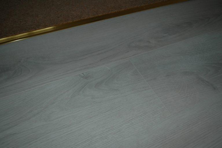 Park Home Kitchen flooring