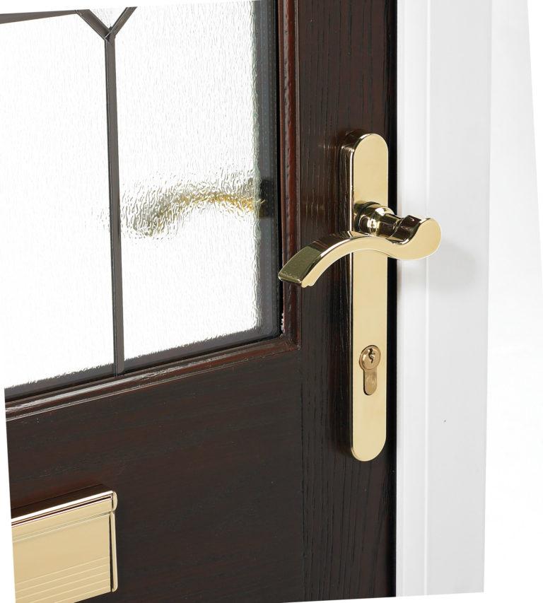 Park Home Door handle