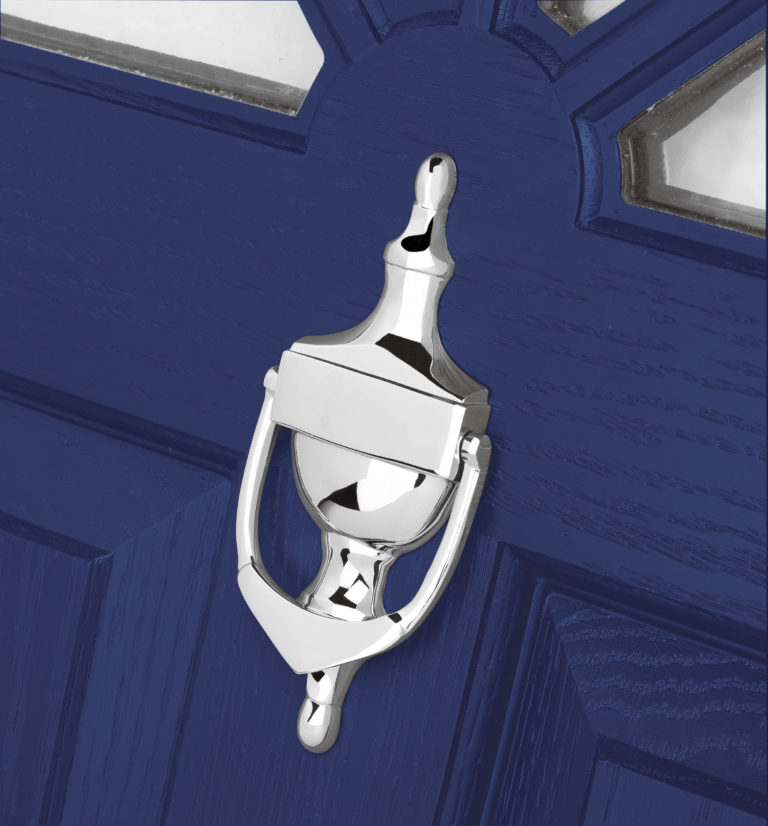 Park Home Door knocker