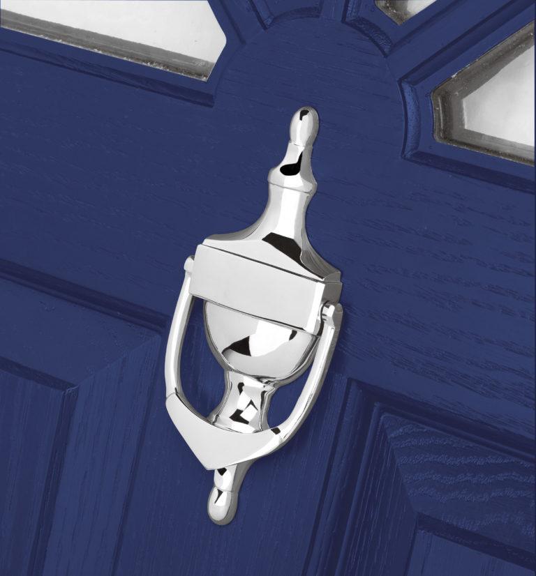 Park Home Door knocker