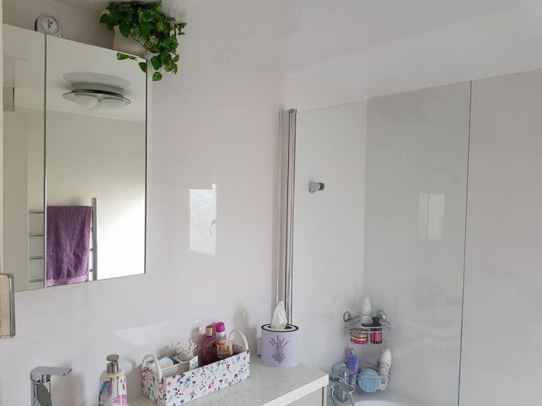 Black Box Mobile Home Bathroom Refurbishment After