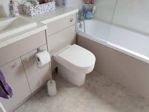 Platinum Park Home Services Bathroom Project