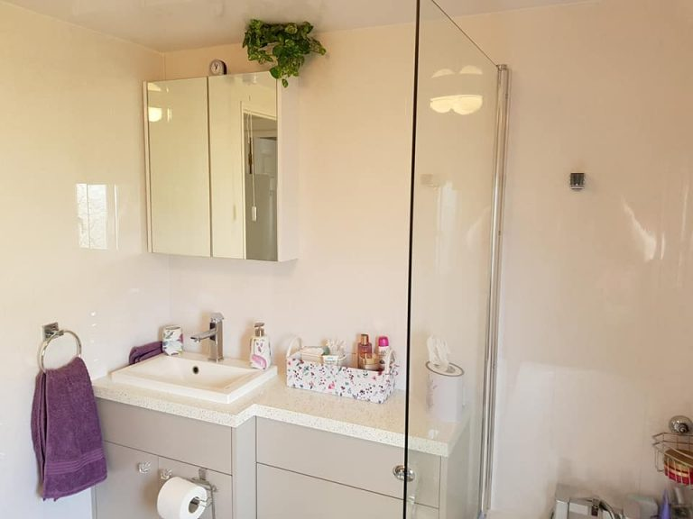 Black Box Park Home Bathroom Refurbishment