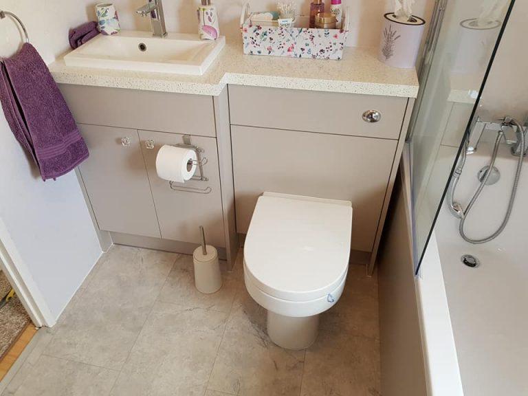 Platinum Park Home Services Bathroom Refurbishment After