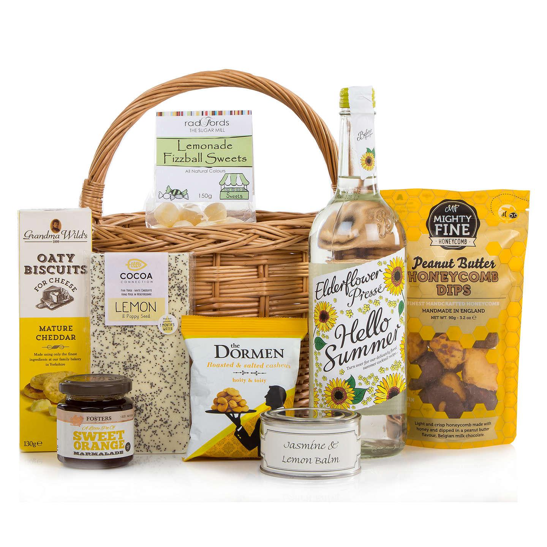 Taste of summer basket